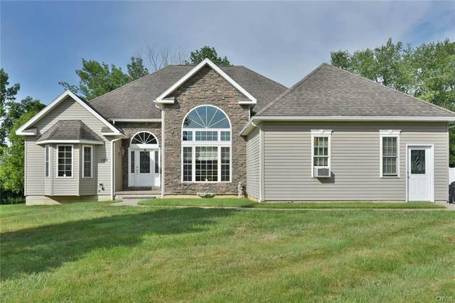 103 Birchwood Lane, Whitestown, NY 13492 (MLS #S1286649) :: Robert PiazzaPalotto Sold Team