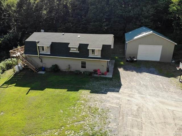 247 Hadley Road, Sandy Creek, NY 13145 (MLS #S1286688) :: Lore Real Estate Services
