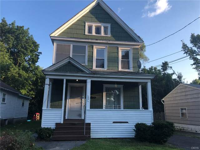 153 Minerva Street, Syracuse, NY 13205 (MLS #S1286920) :: Lore Real Estate Services