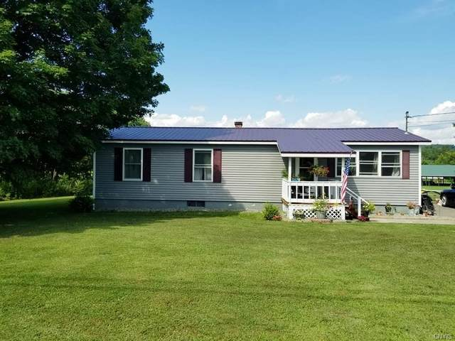 144 Old State Road, Newport, NY 13431 (MLS #S1286936) :: Lore Real Estate Services