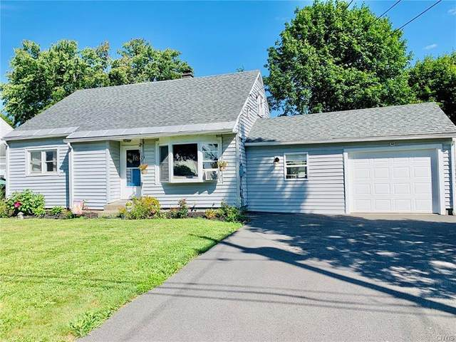 122 Floyd Avenue, Deerfield, NY 13502 (MLS #S1287004) :: Robert PiazzaPalotto Sold Team