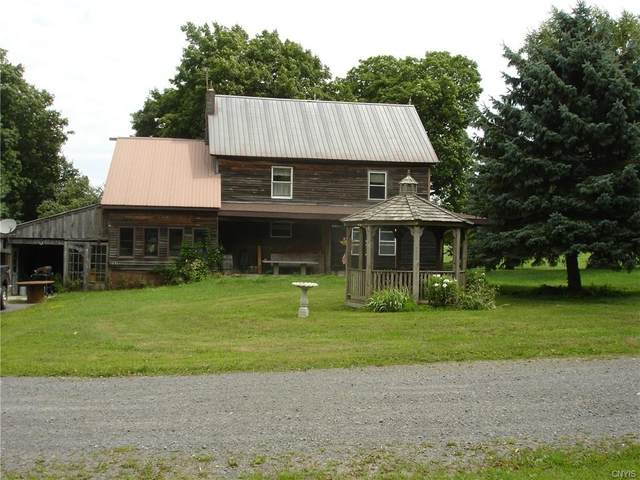 17933 Cady Road, Hounsfield, NY 13606 (MLS #S1287025) :: BridgeView Real Estate Services