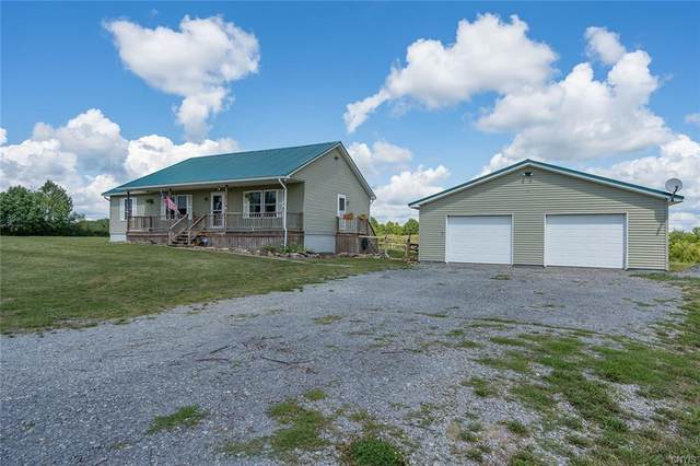 31055 Poole Road, Theresa, NY 13691 (MLS #S1287178) :: Lore Real Estate Services