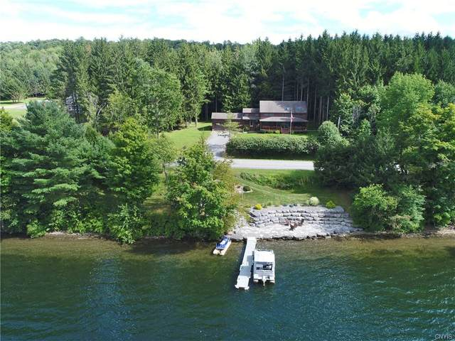 4670 Eaton Brook Road, Nelson, NY 13334 (MLS #S1287309) :: Lore Real Estate Services