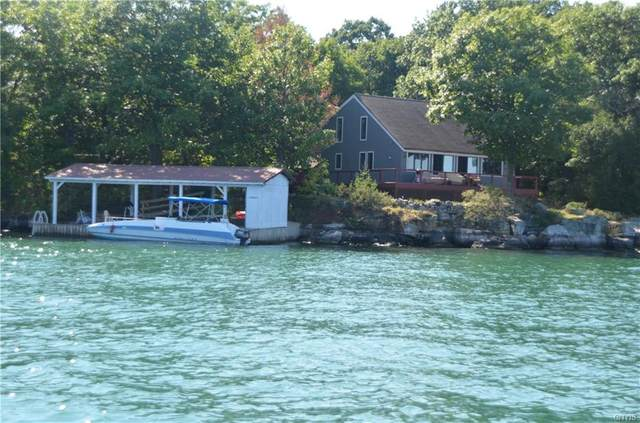 15630 Little Round Island, Clayton, NY 13624 (MLS #S1287433) :: Lore Real Estate Services