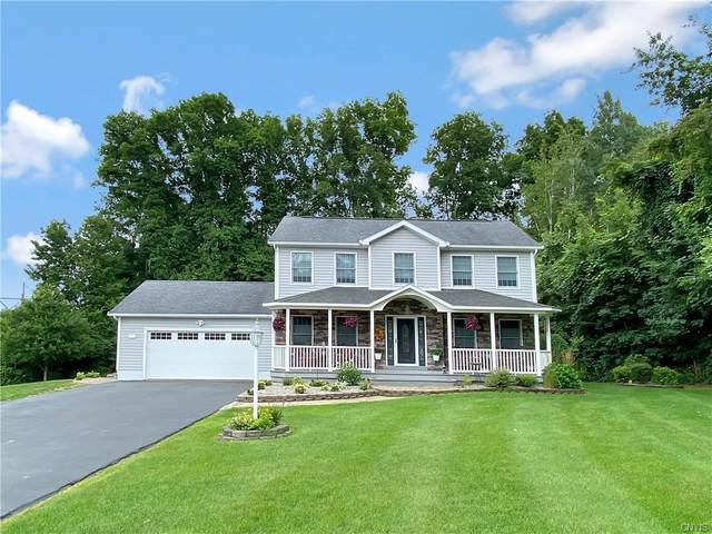 173 Applewood Drive, German Flatts, NY 13357 (MLS #S1287464) :: Lore Real Estate Services