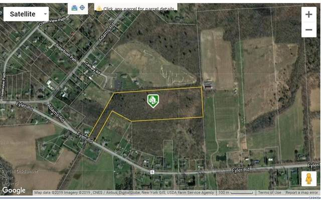 0 Fyler Road, Sullivan, NY 13082 (MLS #S1287553) :: Lore Real Estate Services