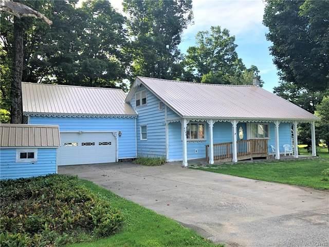 8645 Elmer Hill Road, Western, NY 13440 (MLS #S1287576) :: Thousand Islands Realty