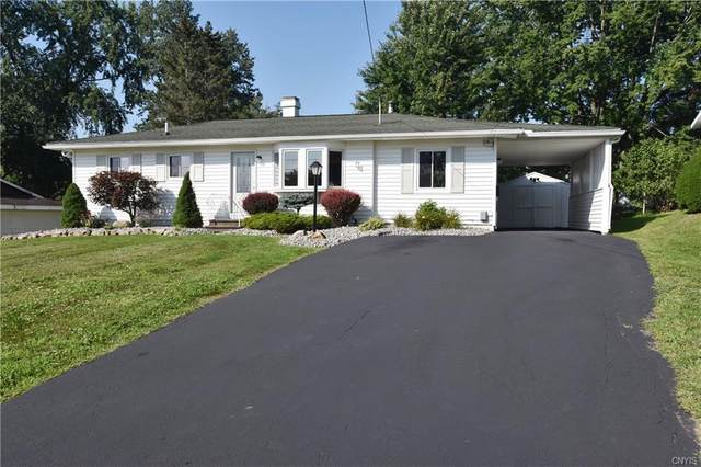 34 Hollywood Drive, Whitestown, NY 13492 (MLS #S1287637) :: Robert PiazzaPalotto Sold Team