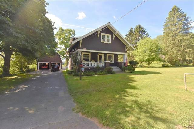 6800 W Hill Road, Marshall, NY 13328 (MLS #S1288220) :: Thousand Islands Realty