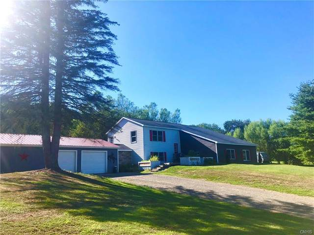 153 Divers Crossing Rd Road, Marathon, NY 13808 (MLS #S1288288) :: Lore Real Estate Services