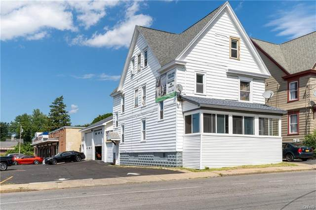 109 E Brighton Avenue #11, Syracuse, NY 13205 (MLS #S1288497) :: Lore Real Estate Services