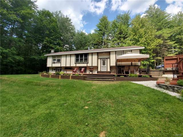 5714 Partridgeville Road, Greig, NY 13345 (MLS #S1288695) :: Thousand Islands Realty