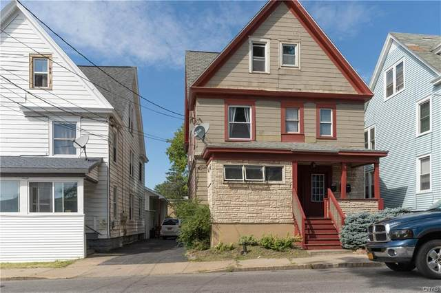 113 E Brighton Avenue #15, Syracuse, NY 13205 (MLS #S1288822) :: Lore Real Estate Services
