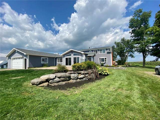 7020 Sanger Hill Road, Sangerfield, NY 13480 (MLS #S1288887) :: Lore Real Estate Services