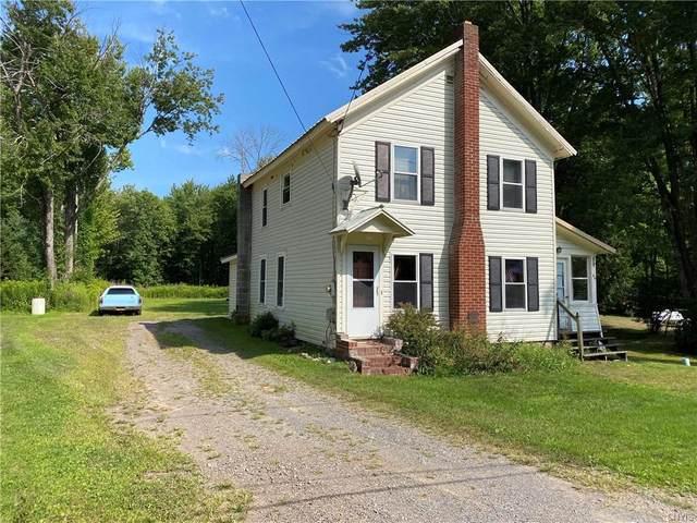 46 Railroad Street, Constantia, NY 13028 (MLS #S1288960) :: Lore Real Estate Services