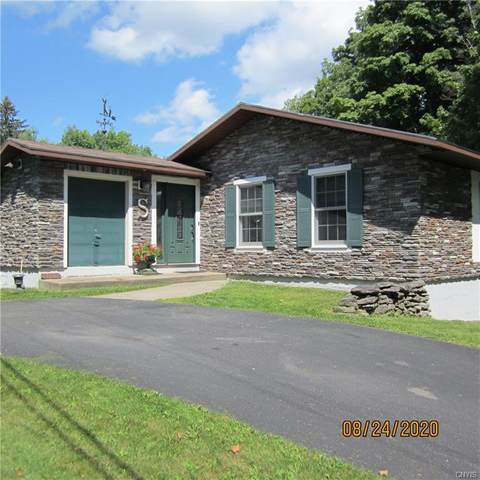 166 Camp Rd, Litchfield, NY 13322 (MLS #S1289055) :: Robert PiazzaPalotto Sold Team