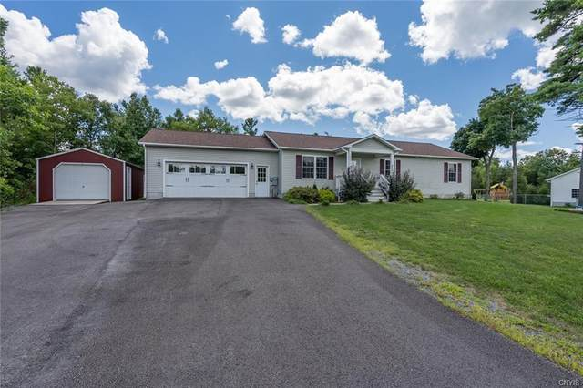16836 Star School House Road, Brownville, NY 13634 (MLS #S1289059) :: Thousand Islands Realty