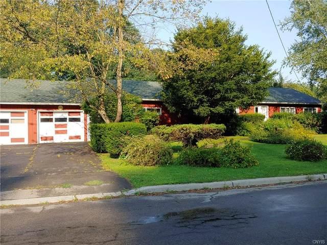 2889 Cincinnatus Road, Cincinnatus, NY 13040 (MLS #S1289092) :: Robert PiazzaPalotto Sold Team