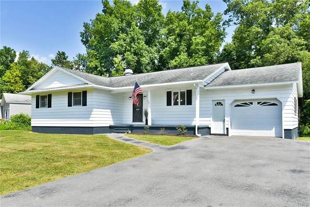 124 Sterling Drive, Schuyler, NY 13502 (MLS #S1289227) :: Lore Real Estate Services