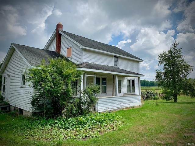 2700 County Route 176, Volney, NY 13069 (MLS #S1289306) :: Lore Real Estate Services