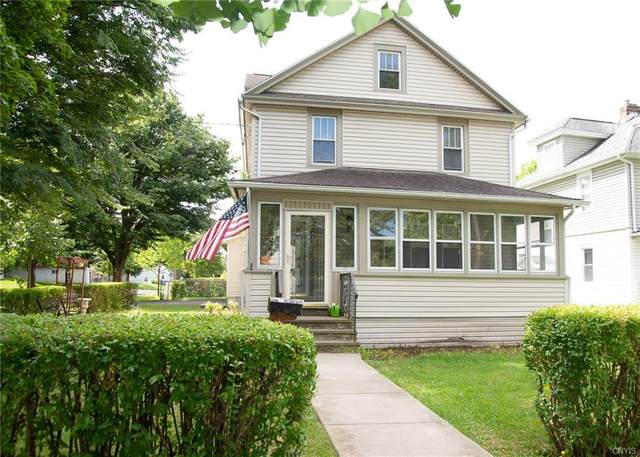 308 E Glen Avenue, Syracuse, NY 13205 (MLS #S1289361) :: Lore Real Estate Services