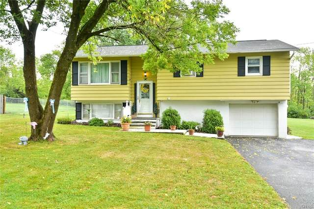 5760 Morris Road, Marcy, NY 13403 (MLS #S1289373) :: Lore Real Estate Services