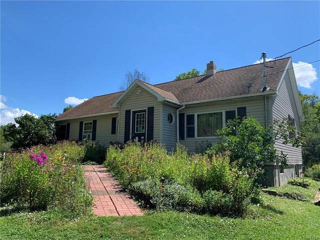 1676 County Route 10, Macomb, NY 13642 (MLS #S1289495) :: Robert PiazzaPalotto Sold Team