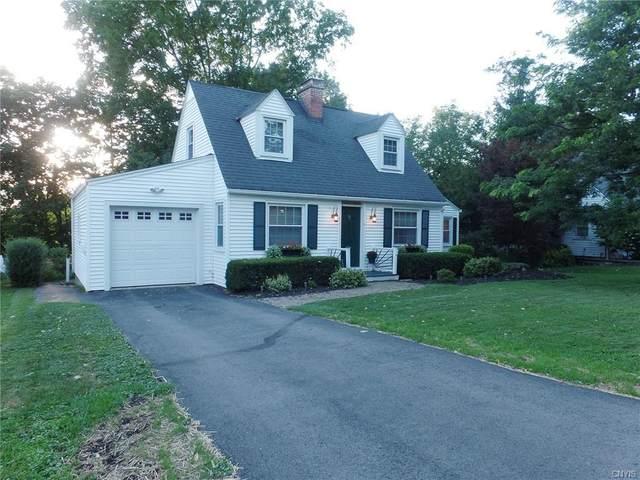 6 Bradley Road, New Hartford, NY 13413 (MLS #S1289519) :: Lore Real Estate Services