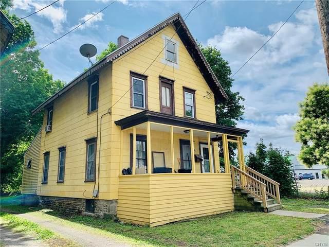 81 Clinton Avenue, Cortland, NY 13045 (MLS #S1289629) :: Lore Real Estate Services