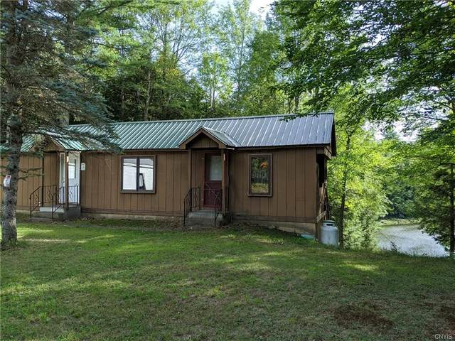 6017 Dwyer Road, Greig, NY 13345 (MLS #S1289766) :: Robert PiazzaPalotto Sold Team