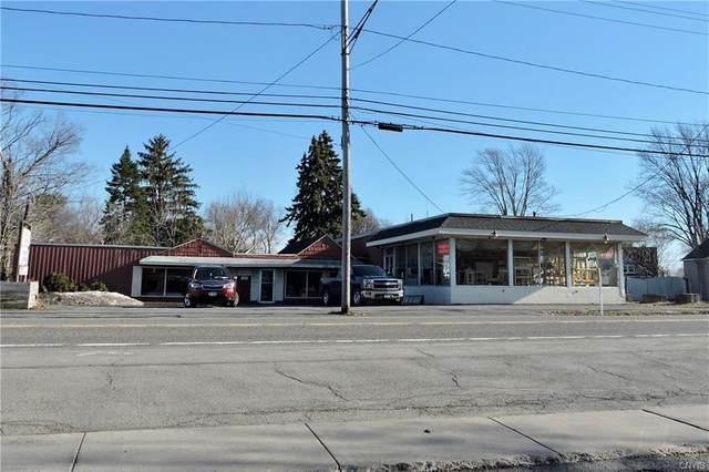 519&517 S Main Street, Cicero, NY 13212 (MLS #S1289898) :: MyTown Realty