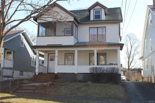 161 Miles Ave Avenue #63, Syracuse, NY 13210 (MLS #S1289997) :: Lore Real Estate Services