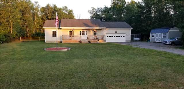 40550 Hyde Lake Road, Theresa, NY 13691 (MLS #S1290018) :: Robert PiazzaPalotto Sold Team