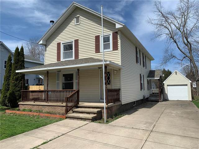 28 Meeker Avenue, Minetto, NY 13115 (MLS #S1290093) :: Lore Real Estate Services