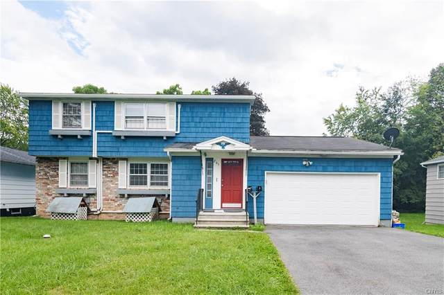 245 Riverdale Drive, Syracuse, NY 13207 (MLS #S1290094) :: Lore Real Estate Services