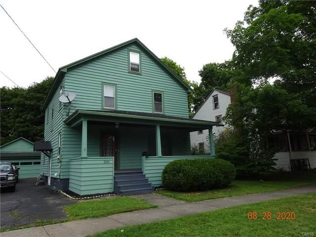 200 Central Avenue, Cortland, NY 13045 (MLS #S1290250) :: Lore Real Estate Services