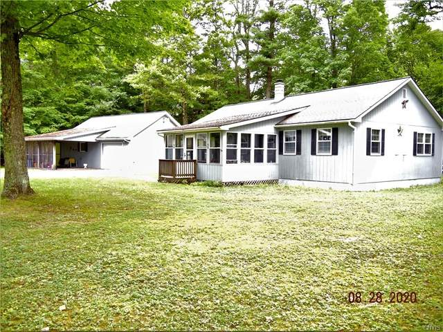 5693 N Shore Road, Greig, NY 13312 (MLS #S1290301) :: Thousand Islands Realty