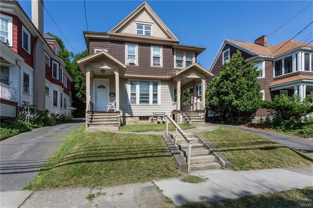 1016 Lancaster Avenue #18, Syracuse, NY 13210 (MLS #S1291198) :: Lore Real Estate Services
