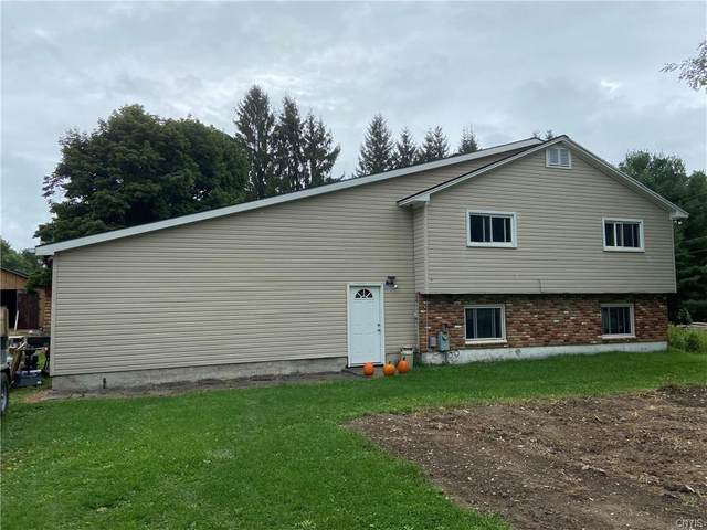 2018 Swamp Road, Pompey, NY 13063 (MLS #S1291254) :: Lore Real Estate Services