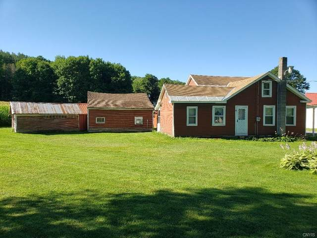 1660 Humphrey Road, Hamilton, NY 13346 (MLS #S1291274) :: BridgeView Real Estate Services