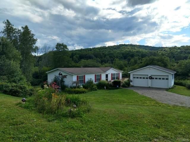 2751 County Route 16, Otselic, NY 13072 (MLS #S1291430) :: MyTown Realty