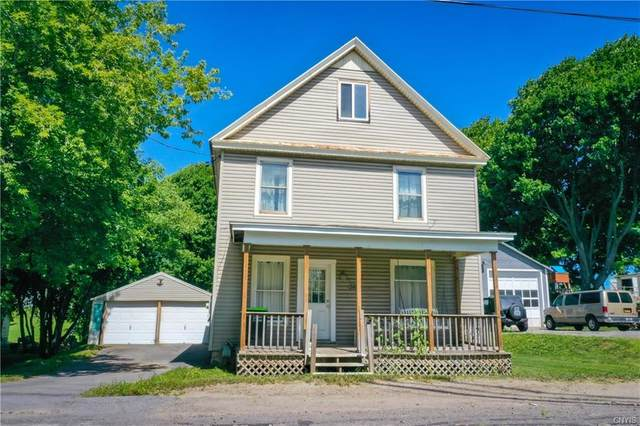 5499 State Route 5, Herkimer, NY 13305 (MLS #S1291450) :: Mary St.George | Keller Williams Gateway