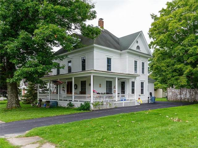 35933 Nys Route 180, Orleans, NY 13656 (MLS #S1291457) :: Lore Real Estate Services