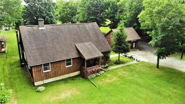 125 County Road 20, Sherburne, NY 13460 (MLS #S1291458) :: Robert PiazzaPalotto Sold Team