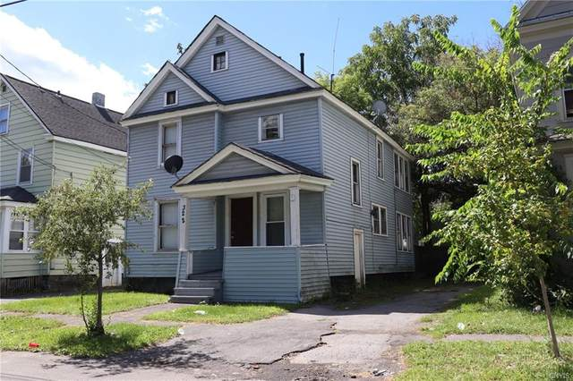 322 Hatch Street, Syracuse, NY 13205 (MLS #S1291583) :: Mary St.George | Keller Williams Gateway