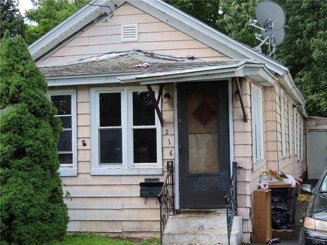 216 Seneca Street, Syracuse, NY 13204 (MLS #S1291747) :: Mary St.George | Keller Williams Gateway