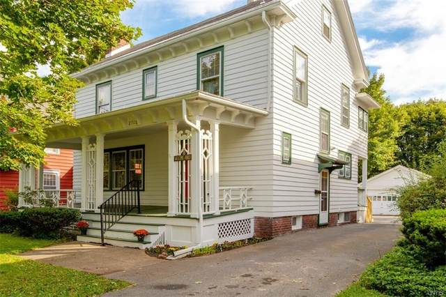2706 E Genesee Street, Syracuse, NY 13224 (MLS #S1291760) :: Robert PiazzaPalotto Sold Team