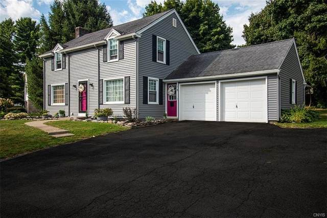 18 Bedford Drive, Whitestown, NY 13492 (MLS #S1291854) :: Robert PiazzaPalotto Sold Team