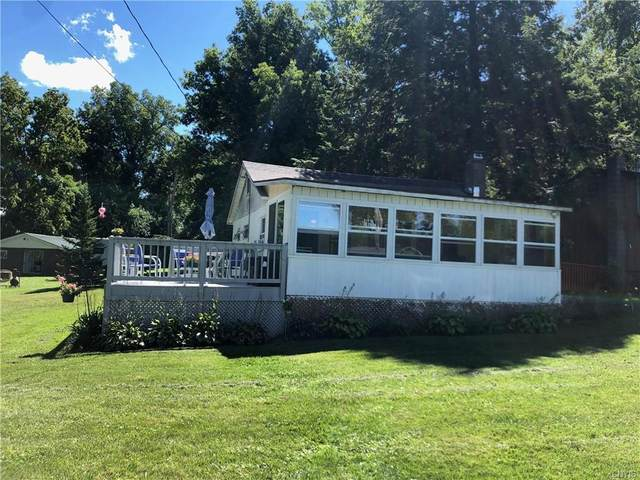 5 Wintergreen Point Drive, New Haven, NY 13126 (MLS #S1291891) :: Lore Real Estate Services